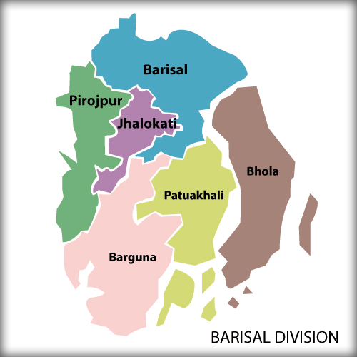 Travel to Bangladesh Barishal