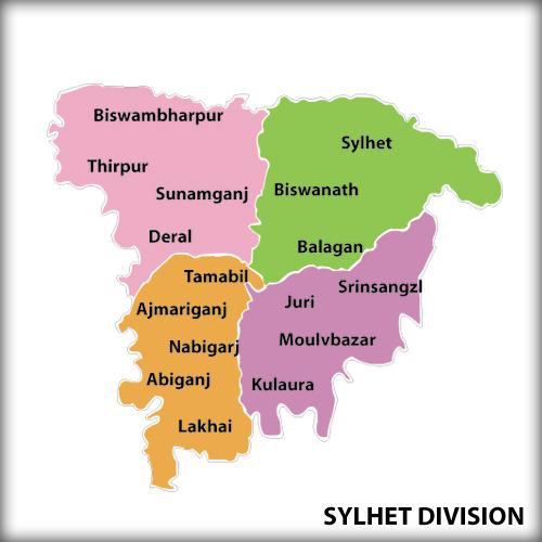 Travel to Bangladesh Sylhet