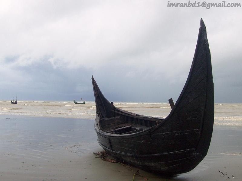 Travel to Bangladesh Inani Beach
