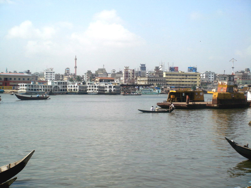 Travel to Bangladesh Jinjira Palace