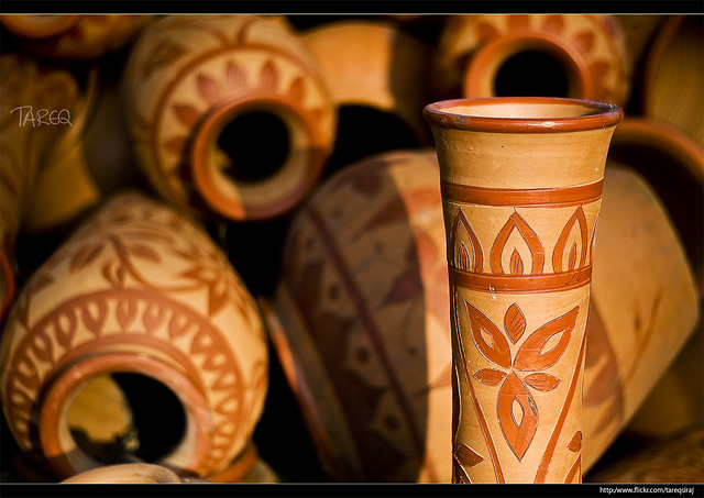 Travel to Bangladesh Pottery