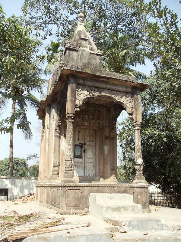 Travel to Bangladesh Muktagachha Palace