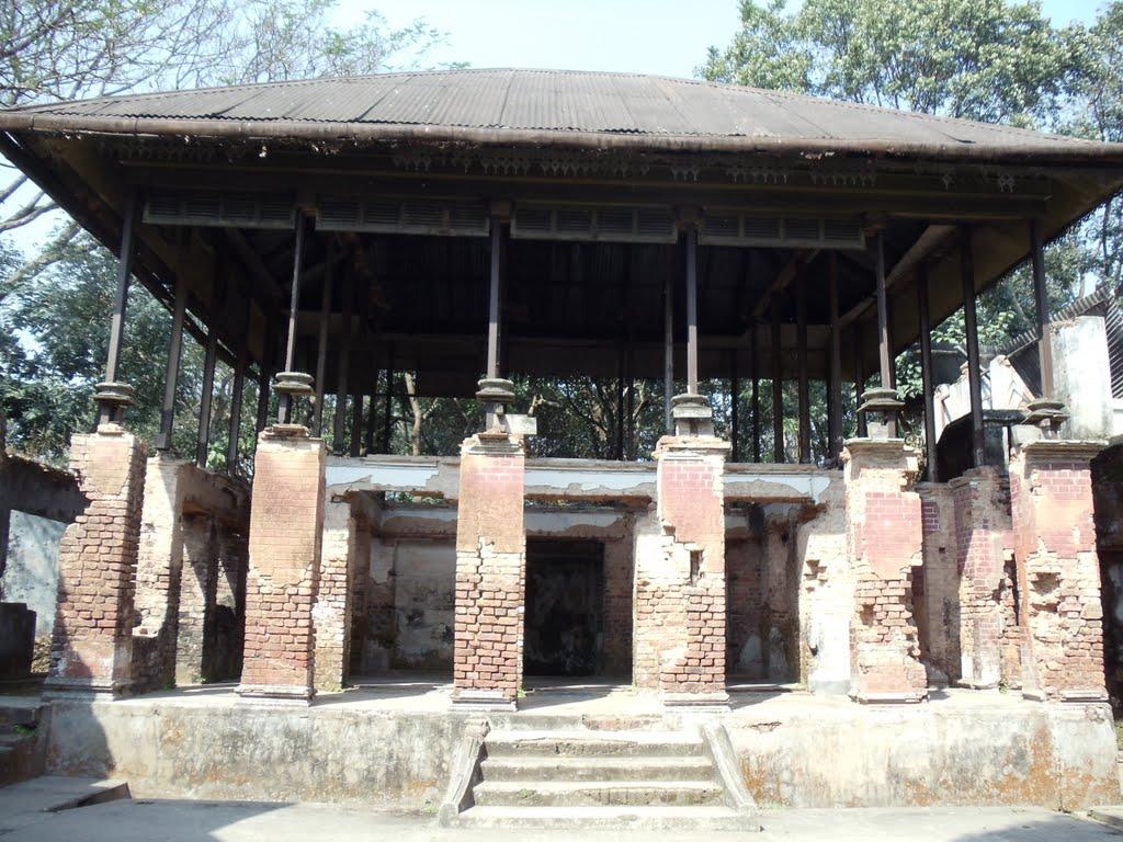 Muktagachha Palace