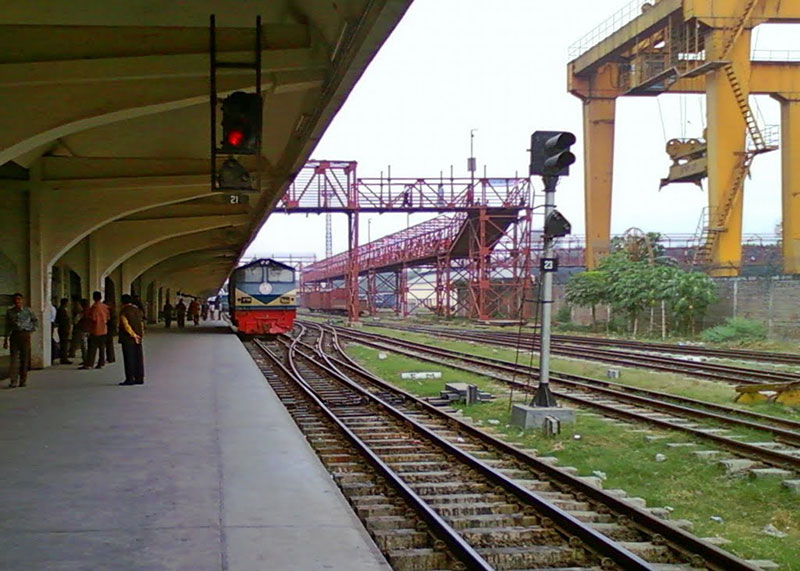 railway station dhaka by - photo #8