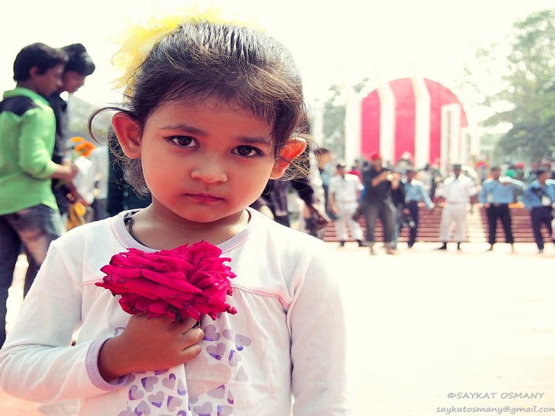 Travel to Bangladesh Central Shahid Minar