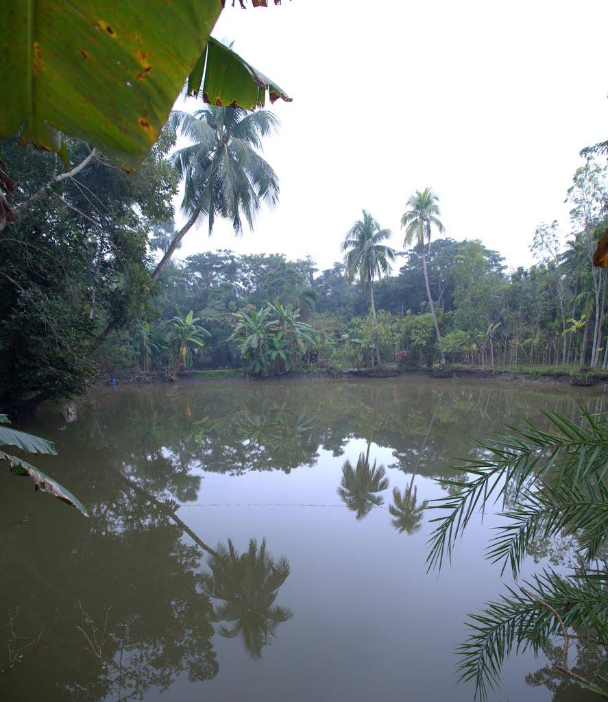 Travel to Bangladesh Zinda Pir's Tomb Complex