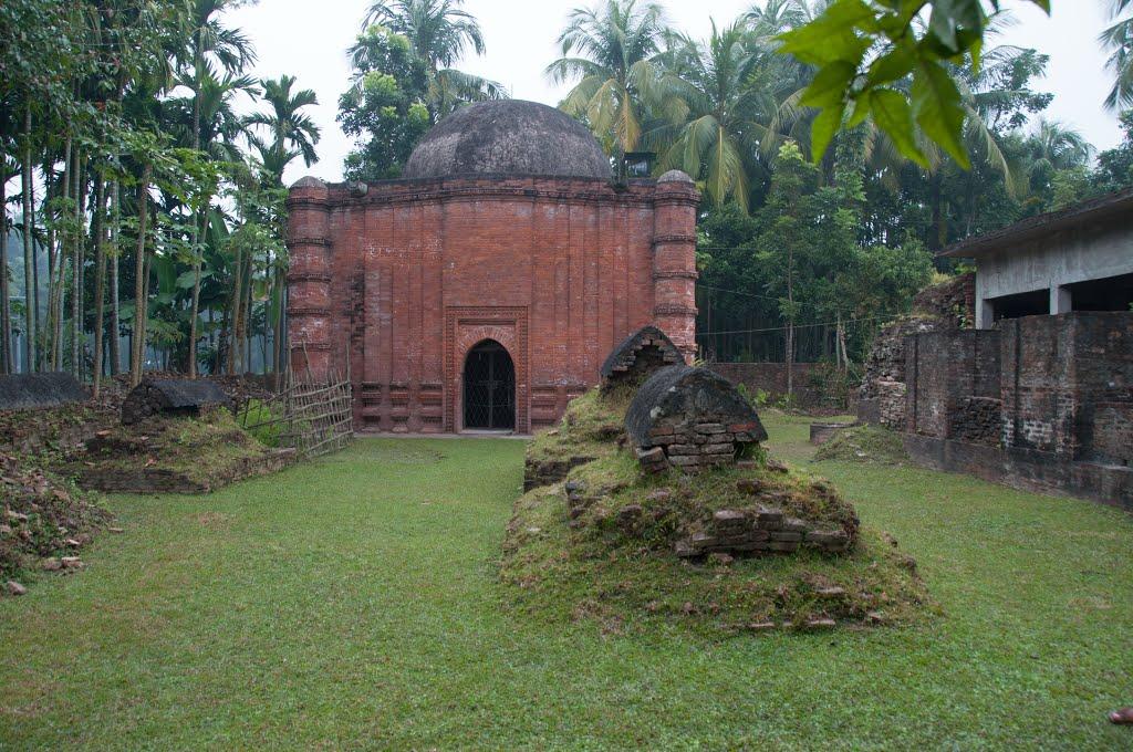 Zinda Pir's Tomb Complex