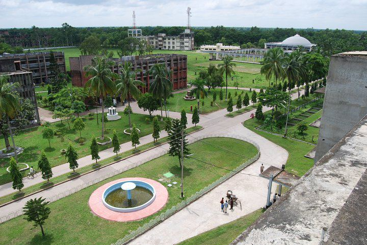 Travel to Bangladesh Bangladesh Agricultural University (BAU)