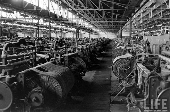 Travel to Bangladesh Adamjee Jute Mill