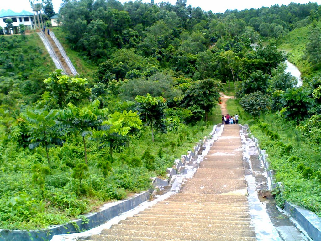 Travel to Bangladesh Madhutila Eco-park