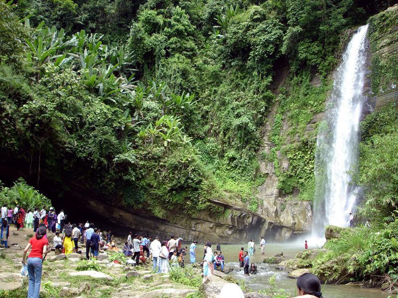 Madhabkunda Waterfall